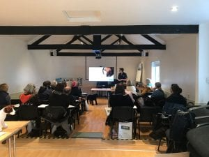 Davies Veterinary Specialists Registered Veterinary Nurses host Animal First Aid course for pet owners
