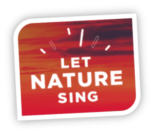 Davies Veterinary Specialists Sustainability News for Vets Let Nature Sing logo
