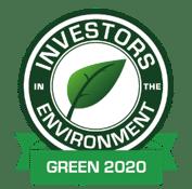 Davies Veterinary Specialists Sustainability newsletter autumn winter 20 iiE 2020 green accreditation